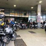 Ruta organizada en moto por Japon