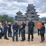 Tour organizado en moto por Japon