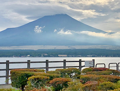 Hakone – Lago Kawaguchi