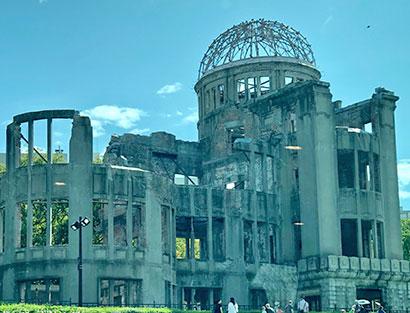 Hiroshima – día de descanso