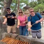 Viaje organizado en moto por Japon