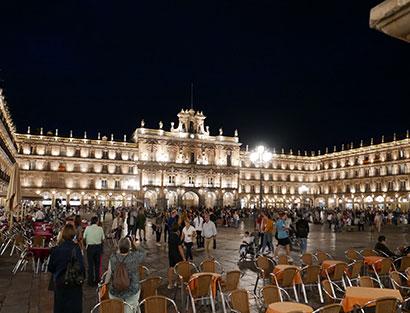 Salamanca – día de descanso