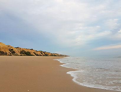 Algarve Oriental - día de descanso