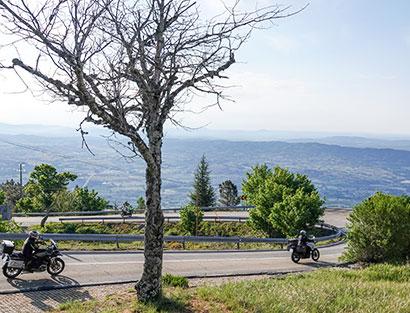 Serra da Estrela (norte) – Serra da Estrela (sur)