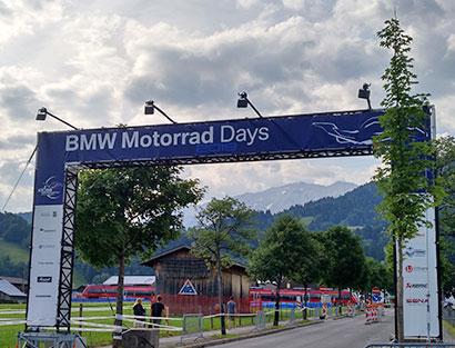 Garmisch BMW Motorrad Days
