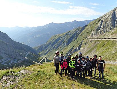 Interlaken - Chamonix