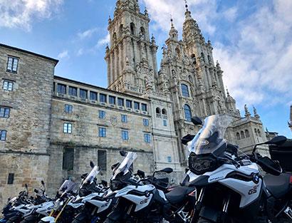 Santiago de Compostela – día de descanso