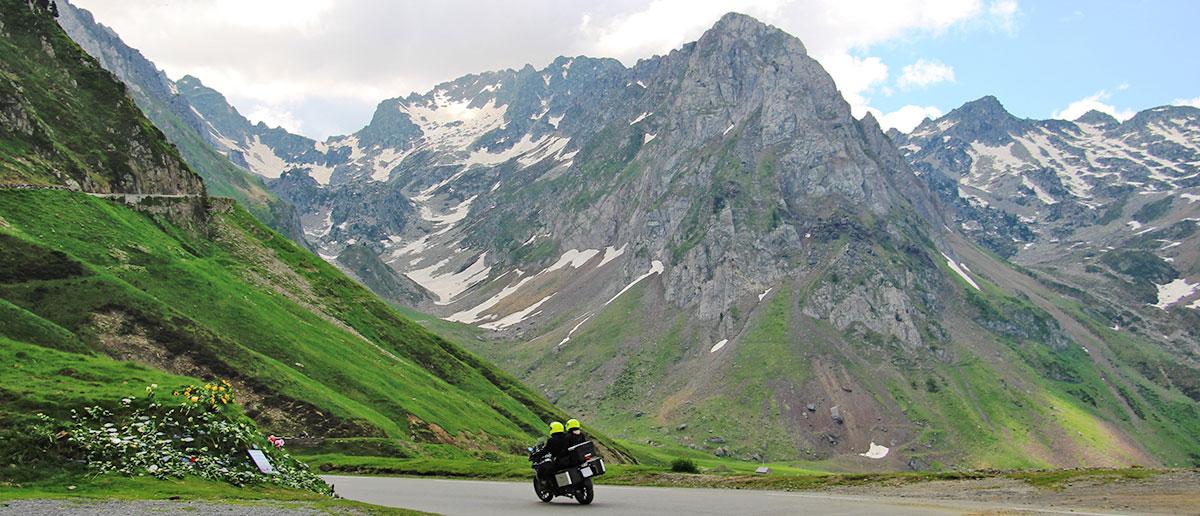 Ruta en moto El Gran Descubrimiento del Norte