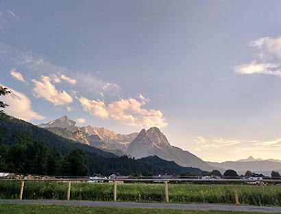 Garmisch-Partenkirchen – día de descanso