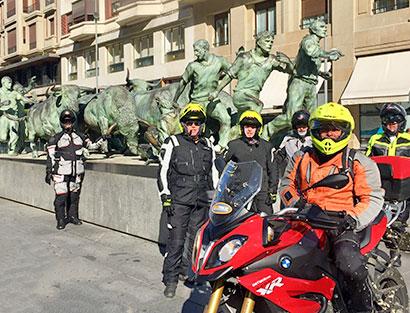 Pamplona - día de descanso